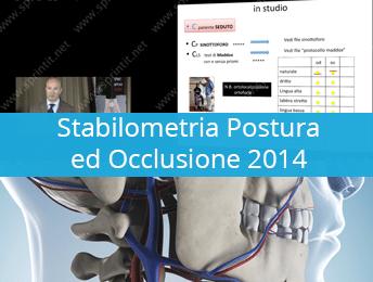 Stabilometria e Occlusione 2014