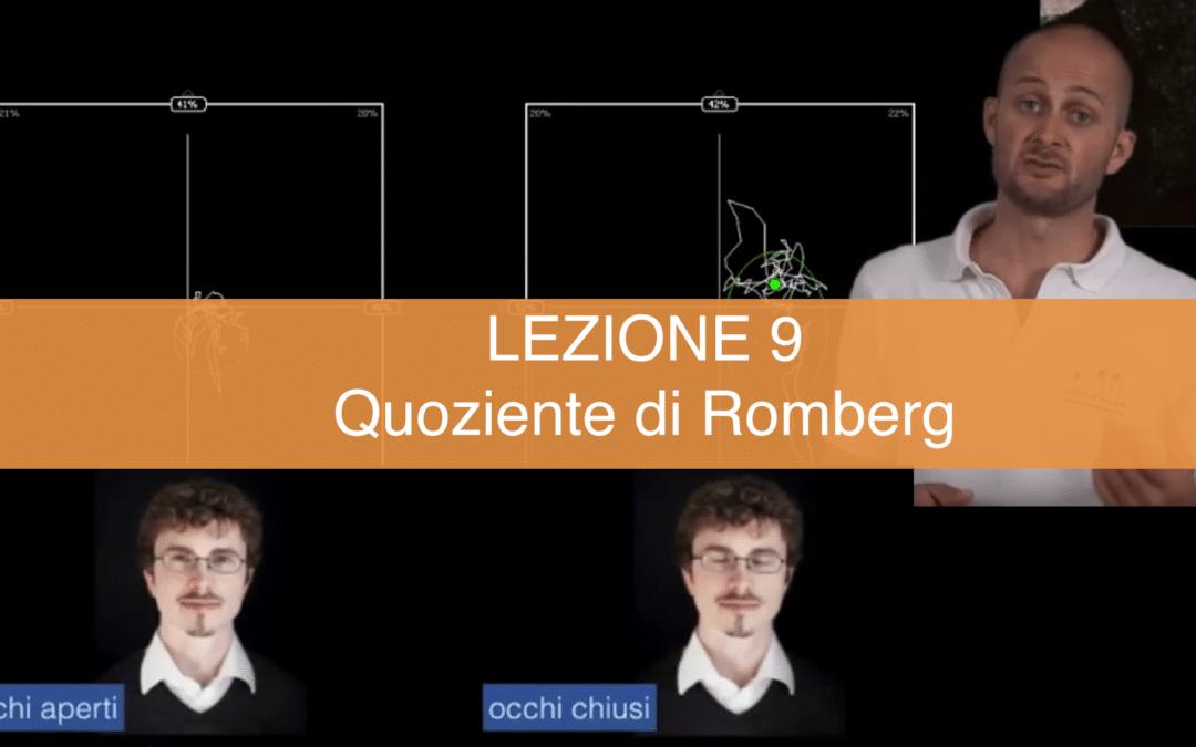 Quoziente di Romberg