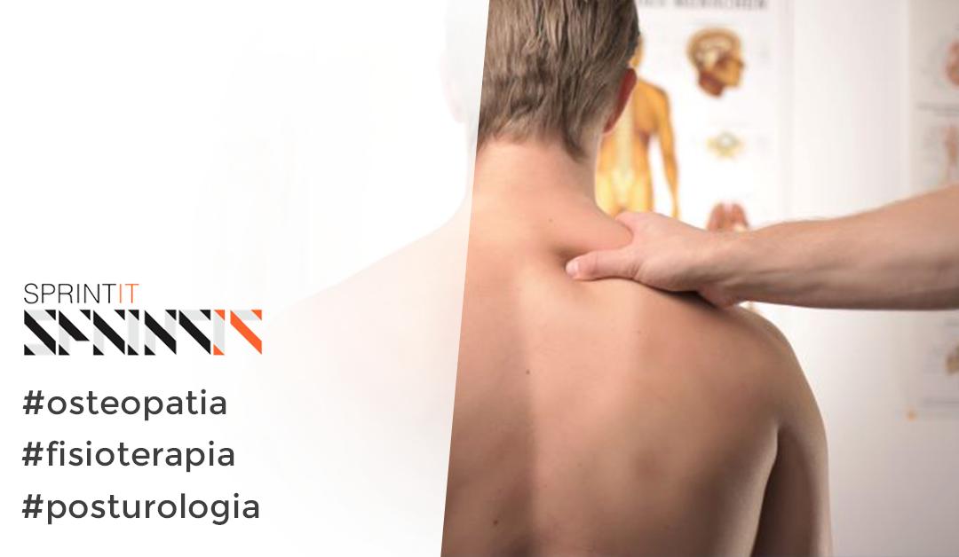 Qual è la relazione tra fisioterapia, osteopatia e posturologia?